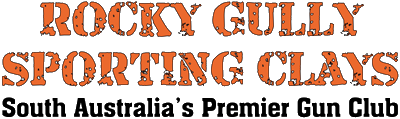 Rocky Gully Sporting Clays Retina Logo